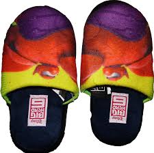 disney kids and infants various character novelty winter warm slippers big hero 6 navy blue