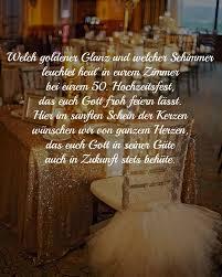 30 Wünsche Und Sprüche Zur Goldenen Hochzeit Der Eltern Kostenlos