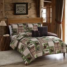 seneca lake 5 piece multi color king comforter set