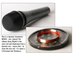 which is best a dynamic microphone or a condenser microphone dynamic and condenser microphones in the real world
