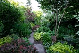 Small Picture Toronto Shade Garden Gallery Garden Design