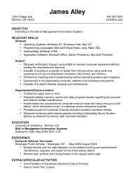 Example Of Mis Internship Resume - Http://exampleresumecv.org ...