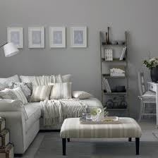 ... Country Style Grey Living Room Ideal Home Housetohome Grey Living Room  Design Ideas ...