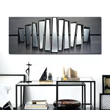 corrugated metal wall art awesome modern wood wall decor metal art and best carved colorful of