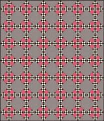 Single Irish Chain Quilt Patterns and Blocks &  Adamdwight.com
