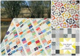 Free Patterns for Easy Charm Square Quilts - Bite Sized Biggie & charm square quilts collage Adamdwight.com