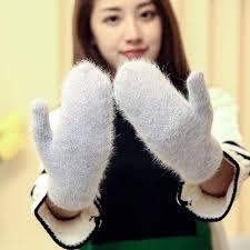 Petsdelite® Korean <b>Fashion</b> Women' S <b>Cute Winter Warm</b> Wool ...