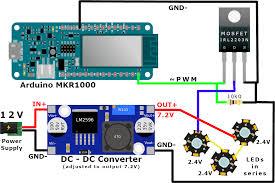 Arduino Led Light Projects Diy Grow Led Light Designing A Better Sun Arduino