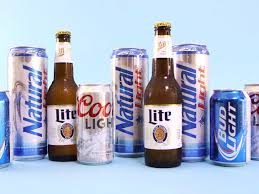 Coors Light Bud Light We Did A Blind Taste Test Of Bud Coors Miller And Natty Light Heres The Verdict