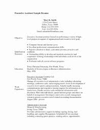 Administrative Assistant Objective Resume Dental Assistant Resume Sample Awesome Administrative Assistant 10