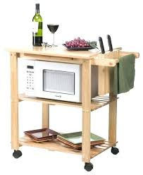 home depot microwave cart solid wood microwave carts solid wood kitchen utility microwave cart with pull