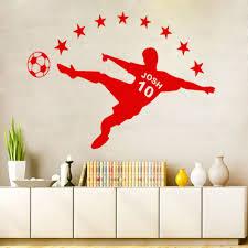 Soccer Bedroom Decor Online Get Cheap Soccer Ball Art Aliexpresscom Alibaba Group