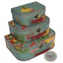 Stacking Boxes Decorative Decorative Storage Boxes Rex London dotcomgiftshop 64