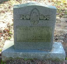 Hazel Cousar Coker (1896-1966) - Find A Grave Memorial