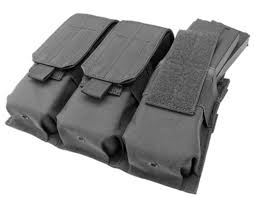 Ar 15 Magazine Holder M100AR100 Magazine Pouch 100 Mags [MA100100] 100100 Infidel Body 24