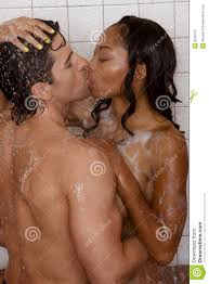 Couple Naked In The Shower