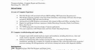 16 Year Old Jobs Free Resume Ideas