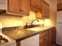 Over Kitchen Sink Lighting Image Of Design A Small Kitchen Layout With Microwave Height Above