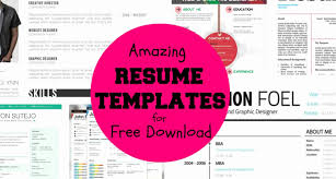 Original Resume Template Resume Format Free Download In Ms Word 100 Unique Resume Resume 98
