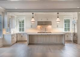 Tracy Glesby Real Estate Tracy Glesby Light woods, layout, lighting for the  kitchen (Michael Davis Design & Construction) via Tracy Glesby