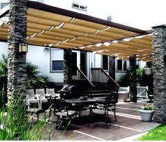 full image for patio awning uk patio pergola plain ideas pergola with retractable shade full size