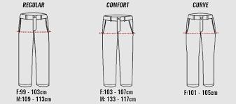 Fjallraven Men S Pants Size Chart Fjallraven Size Guide Men Women And Kids Nordic Outdoor