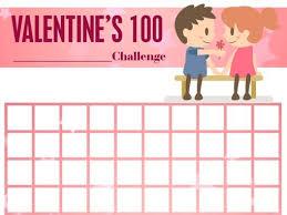 Suzuki Violin Practice Chart Valentines Day