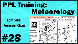 Low Level Chart Ppl Training Meteorology 28 Low Level Forecast Chart