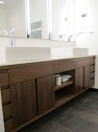 Dark Bathroom Cabinets Bathroom Design Bathroom Dark Brown Wooden Bathroom Cabinets