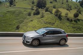 Preview: 2015 Mercedes-Benz GLA-Class - Winding Road