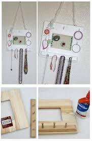 diy smart jewelry organize