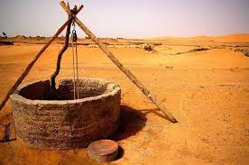 Image result for desert well