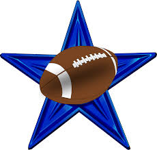 Image result for football blue