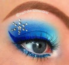 frozen eye makeup you should have a look in 2016 fashion