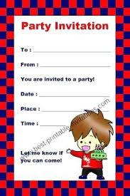 printable kid birthday cards kitchen cabinets for sale printable birthday invitations 8 coloring