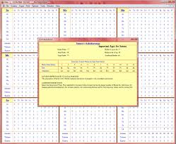 Ashtakavarga Kala Software Vedic Astrology Net