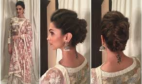 Different Hairstyle karwa chauth 2017 hairstyle tips 5 different types of bun 1450 by stevesalt.us