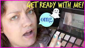 GRWM Anastasia Modern Renaissance Palette Snapchat Q A 5.