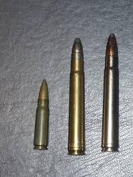 File 375 H H Magnum Vs 7 62 39 Jpg Wikimedia Commons