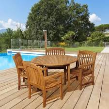 Teak Patio Furniture Outdoor Seating & Dining For Less