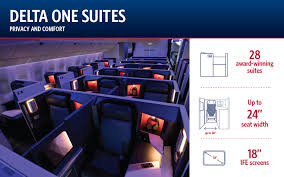 Delta Emphasizes Customer Comfort With First Refreshed 777