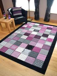 pink and black area rugs collection in plum runner rug details about black grey and plum pink and black area rugs
