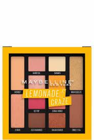 maybelline eyeshadow lemonade palette lemonade craze 041554552522 c jpg