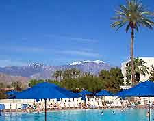 Palm Springs Average Temperature Chart Weather At Palm Springs Airport Psp Weather And Climate