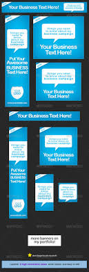 neat blue web banner design template psd buy and clean web banner design template add this clean and fresh banner ad design to your collection web banner sizes these are the banner sizes that will give