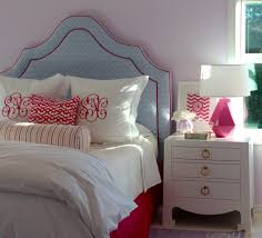 Pink And Grey Girls Bedroom Blue Gray Bedrooms Blue And Pink Girls Room Interior Designs