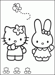 Find more hello kitty coloring page pdf pictures from our search. Coloring Online Hello Kitty Coloring Home