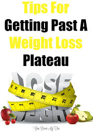 don t miss our best tips for getting past a weight loss plateau you