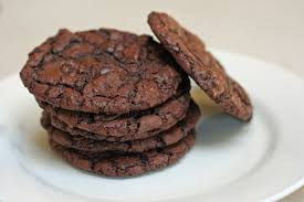 Chewy Chocolate Cookies Ghirardelli Brownie Cookies Made From Brownie Mix