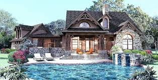 small stone and wood house plans fresh small stone house plans stone cottages house plans small